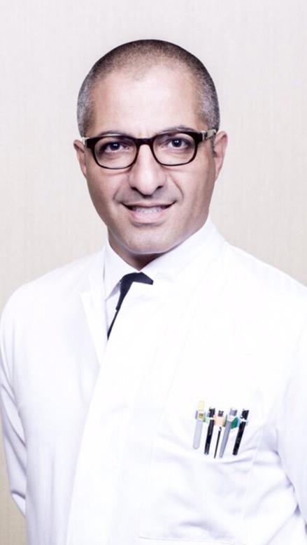 Rahmanzadeh Masyar, Dr. med.